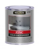 Zinc Cold Galvanized 1l, brushable