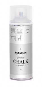 Spraylakka Furniture Chalk matta lakka 400ml