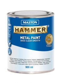 Base Hammer Smooth Clear 0,9l